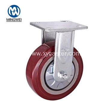 6 Inch Rigid Caster for Hand Cart