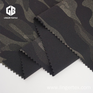 Camouflage Printed Fabric For Sublimation Heat Transfer