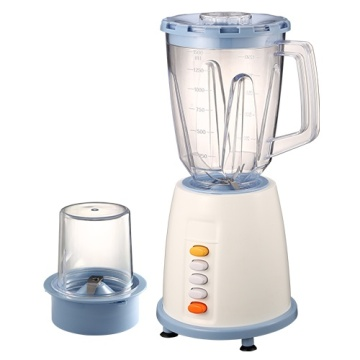 Electric kitchen push button food processor blender machine
