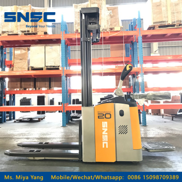 SNSC 1500kg DB15 Electric Stacker