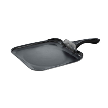 Pizza pan with non-stick