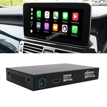 Wireless carplay box for W176 W212 W204 W218 W246 W207 C117