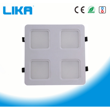 36W Four Headed Grille Led Panel light