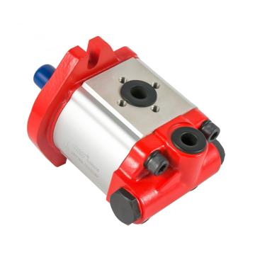 dumper external gear pump