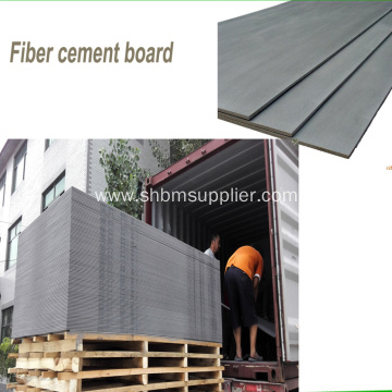 Eco-friendly Fire-resistant Heat-proof Fiber Cement Board
