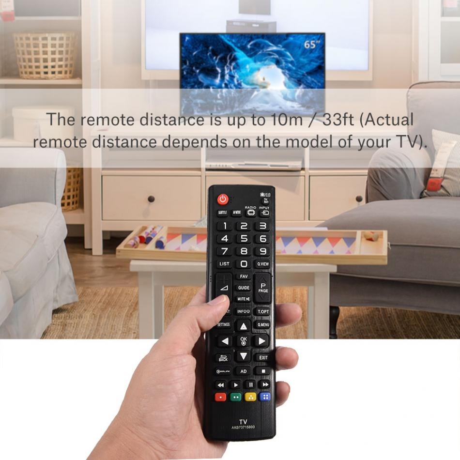VBESTLIFE universal Smart Remote Control Replacement for LG AKB73715603 42PN450b/47lN5400/50ln5400/50PN450b LCD LED Smart TV