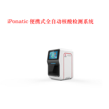 iPonatic portable automatic nucleic acid detection system