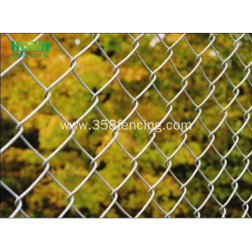 Useful Galvanized Metal Mesh Chain Link Fence