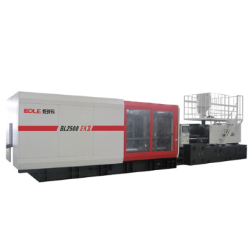 plastic paint bucket injection molding machine