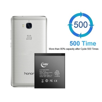 Real capacity 3200mAh  Huawei P10 battery
