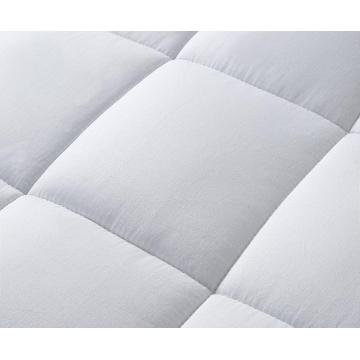 Soft Natural White 100%Cotton Duck Down Mattress