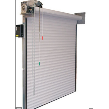 High Performance Aluminum Alloy Shutter Door