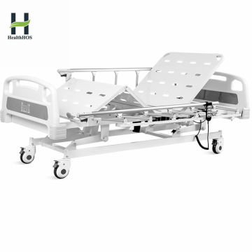 Hospital three functions electric ICU bed
