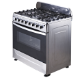 Color Coating Free Standing Gas Oven