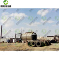 Waste Tire Pyrolysis Plant For Sale USA