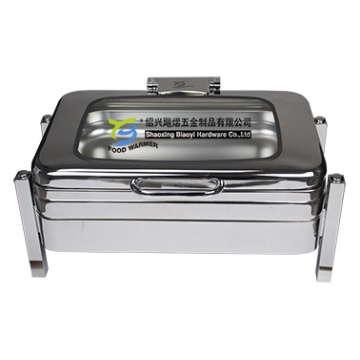 Chafing Dish Induction for Chafer Square Tube Legs