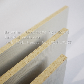 Laminated Fireproof Mgo Board decorative interior board