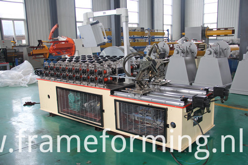 combined Steel Stud Framing pop channel roll forming machine (2)