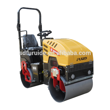 2019 New design steel wheel vibratory roller for sale (FYL-880)