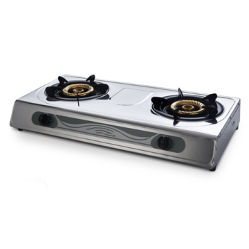 2 Burner Gas Stove Table Top Pensonic