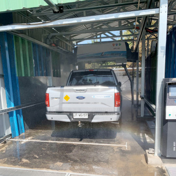 Cheap price touchless car wash equipments for sale