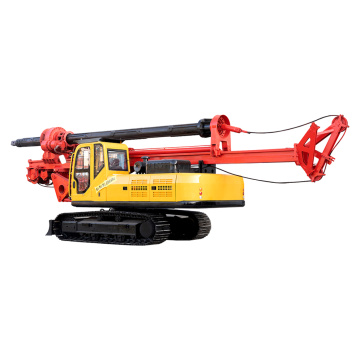 Transport Type Full Hydraulic Pile Drilling Rig