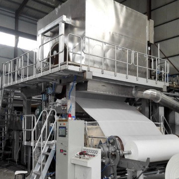 Facial Tissue Paper Tissue Making Machine