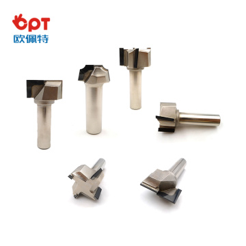 flute PCD wood router bit ripping tool