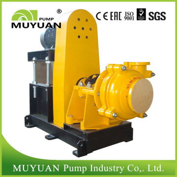Centrifugal Horizontal Press Feeding Slurry Pump