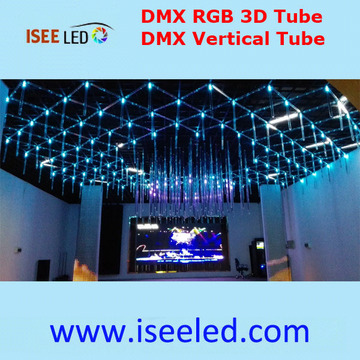 Madrix Music Activated Led Rgb Dmx Meteor Tubes