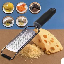 Multifunctional Cheese Grater Stainless Steel Mill Cheese Grater Tools Chocolate Lemon Zester Fruit Peeler Home Kitchen Tool