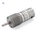 32mm dc gear motor 12v 60 rpm