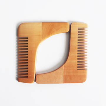 L-shaped Top Grade Wooden Comb