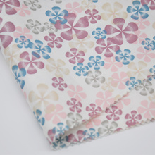 Polyester Cotton Printed Poplin Fabric