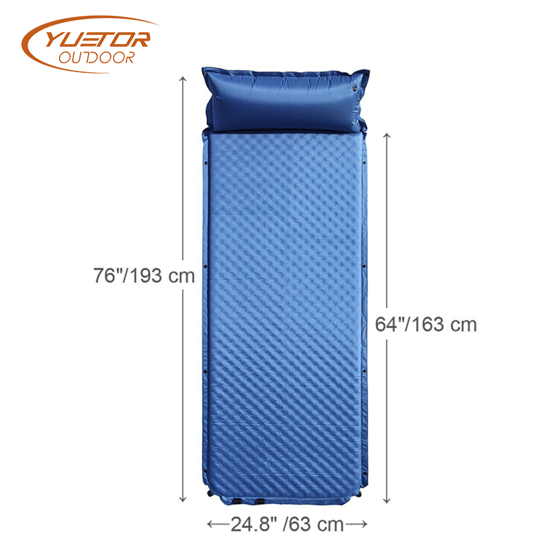 2019 best sleeping pad detailed size