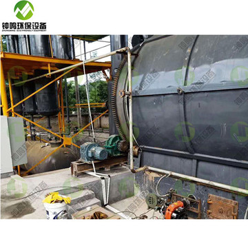Old Small Plastic Recycling Machine Plant Price for Sale in India