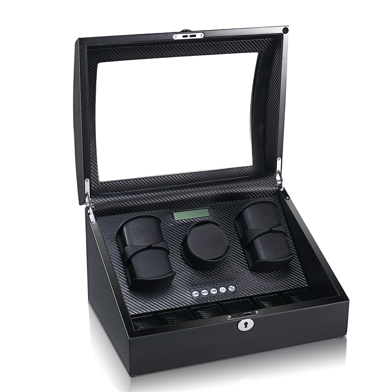 jewellery box with watch holder winder