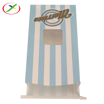 Stand up candy packaging paper bag