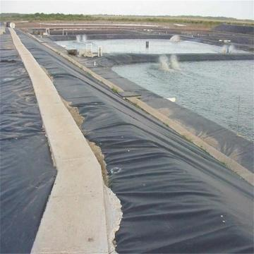 pond and dam liners hdpe geomembrane 1.5mm thick