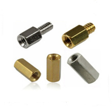 Aluminium And Brass Male Female Thread Standoff