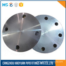 ANSI B16.5 Carbon Steel Raised Face Blind Flanges