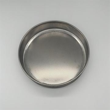 Perforated round hole sieves