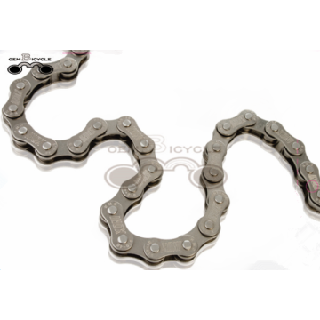 "High quality KMC bicycle chain1/2""x1/8"" for electric bike"