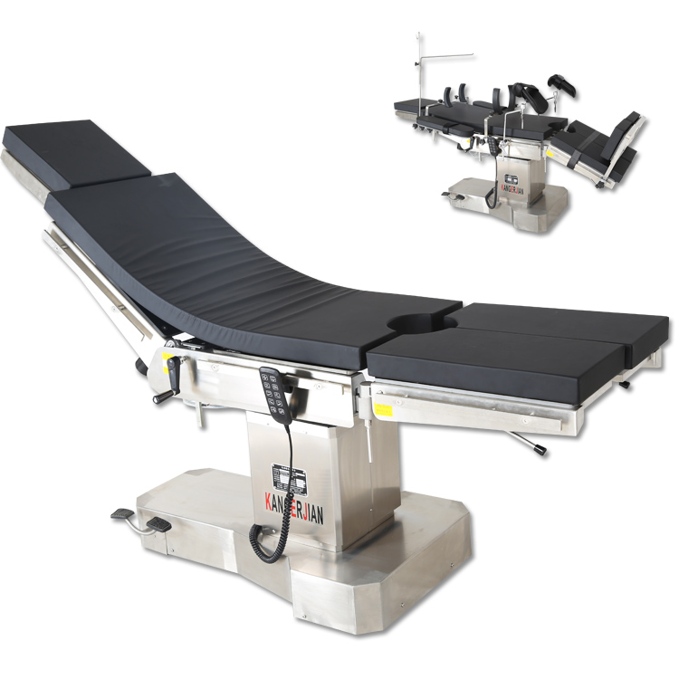 OEM factory price hospital surgical operation table