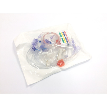 Disposable Invasive Blood Pressure Transducer (Double Lumen)