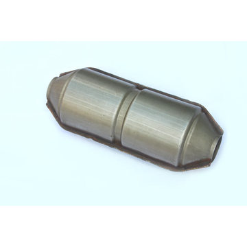 Universal Round Catalytic Converter For Motocycle