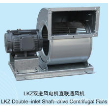LKZ Double-inlet Shaft-drive Centrifugal Fans