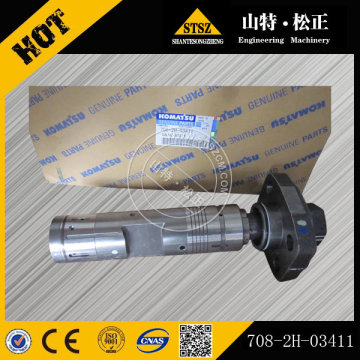 Komatsu genuine PC valve 708-2H-03411 for PC400-8