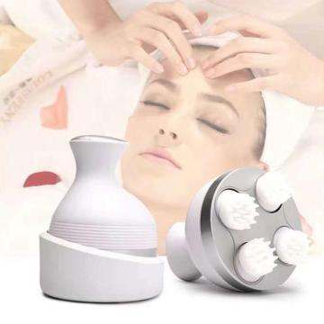 3D Electric Wireless Scalp Massager Cat Claw Hand USB Spa Anti-cellulite Relieve Massager Device Stress Charging Machine I2W4