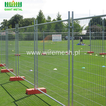 Good Quality Outdoors Temporary Fence For Sale
